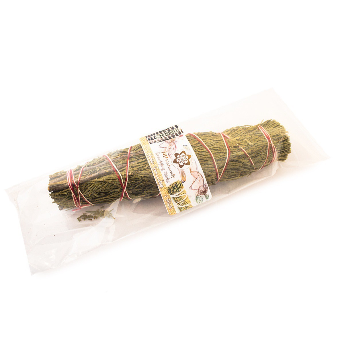 Green Cedar XXL Smudge Stick 21cm