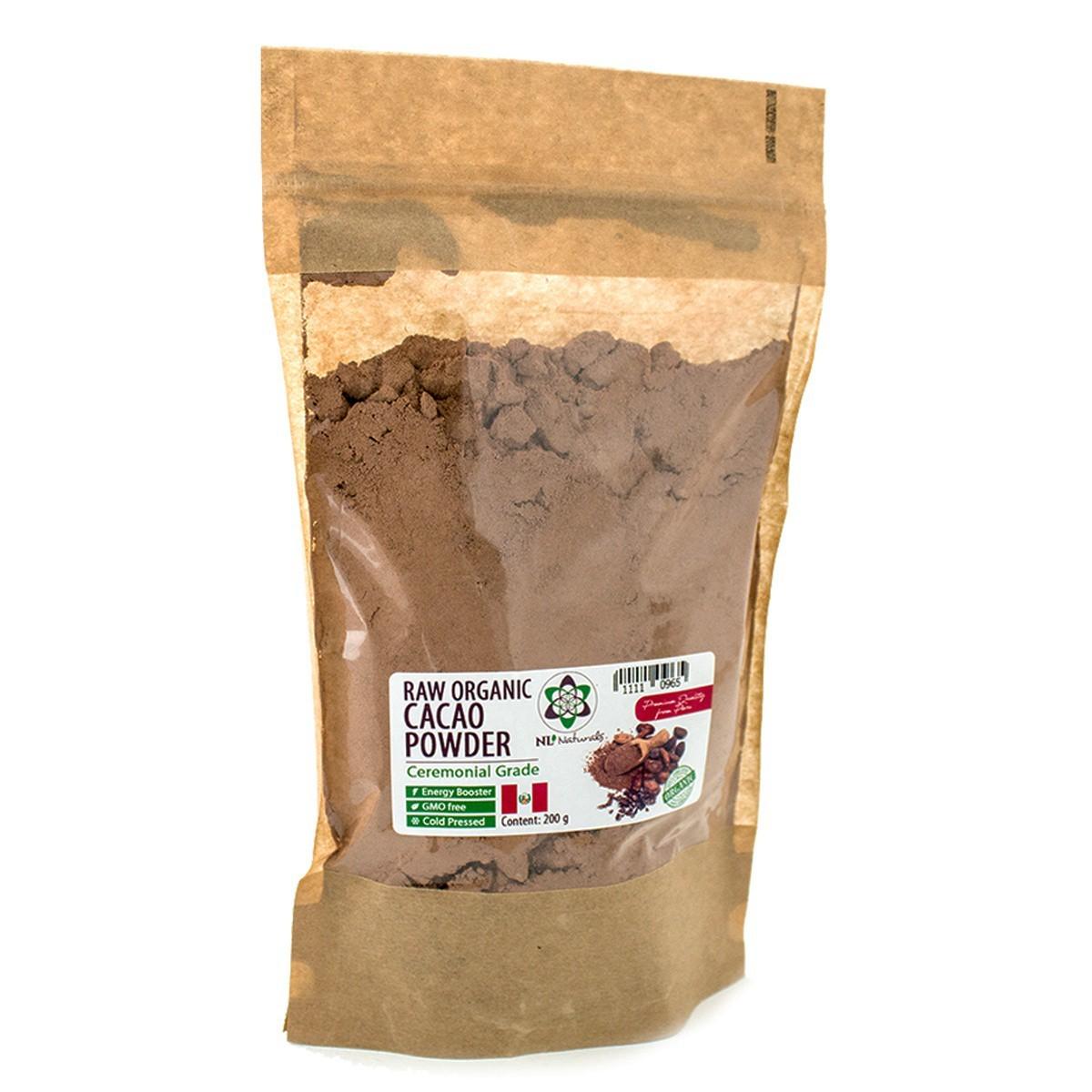 Cacao Powder - Peru 200g - 100% RAW