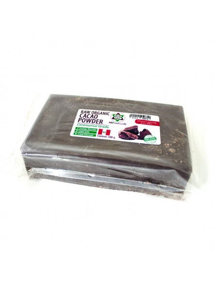 Cacao Paste - Peru 500g • Native Criollo